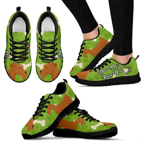 Image of Irish Terrier Sneaker, Irish Terrier Shoes