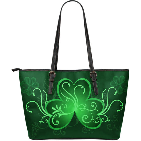 Little Light Shamrock™ Large Handbag