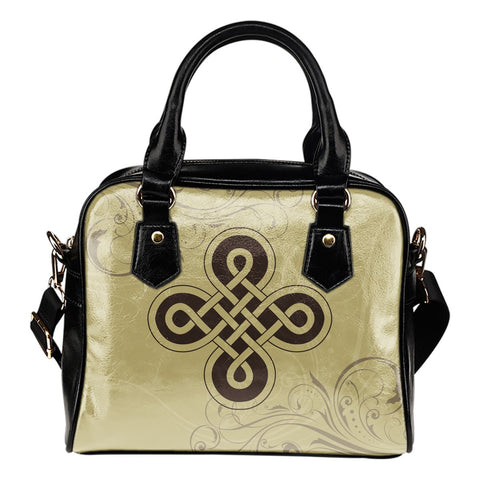 Celtic Symbol Shoulder Handbags NN8
