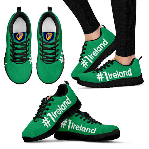 Image of Ireland Harp Shoes, Hashtag 1Ireland Sneakers Nn9