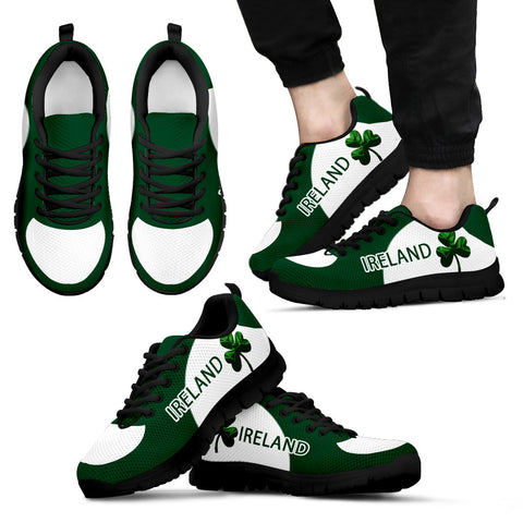 Ireland Sneaker - Shamrock Shoes Color