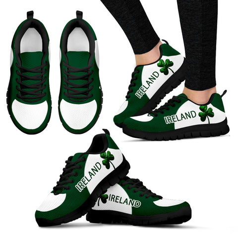 Image of Ireland Sneaker - Shamrock Shoes Color | 1stireland.com