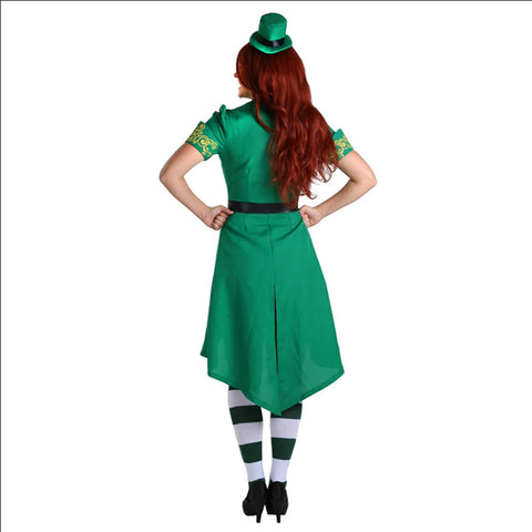 Women's Set of Clothes for St.Patrick's Day