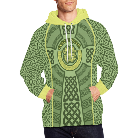 Image of Irish Celtic Soul Hoodie K5