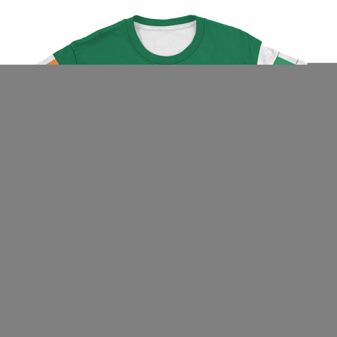 Image of Neale Ireland T-shirt Shamrock Celtic | Unisex Clothing