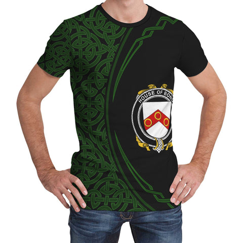 Bond Family Crest Unisex T-shirt