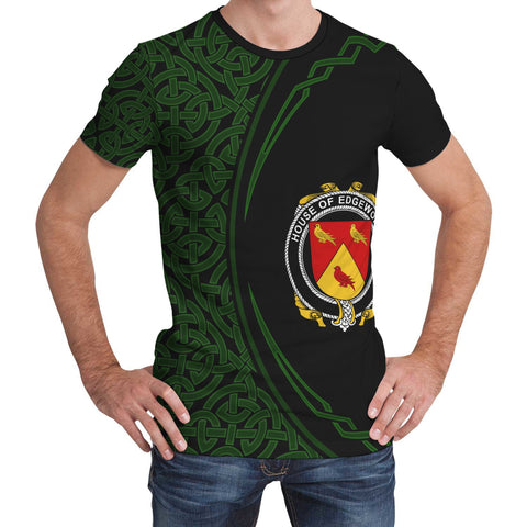 Image of Edgeworth Family Crest Unisex T-shirt