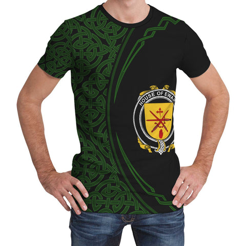 Image of Ewart Family Crest Unisex T-shirt