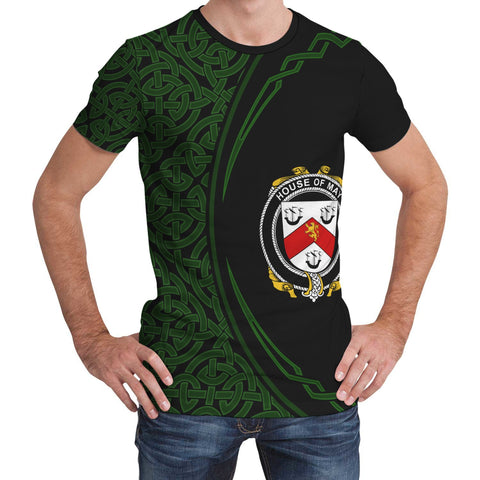 May Family Crest Unisex T-shirt