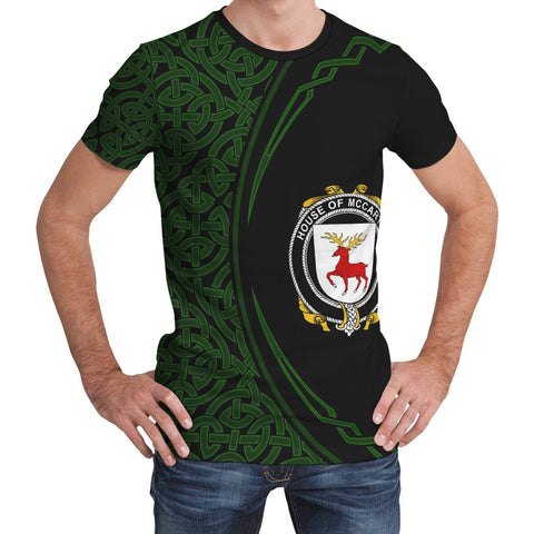 McCarthy Family Crest Unisex T-shirt
