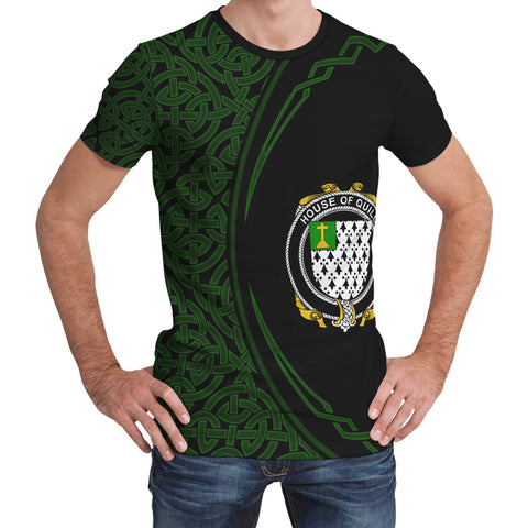 Quill Family Crest Unisex T-shirt