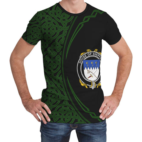 Image of Sheppard Family Crest Unisex T-shirt