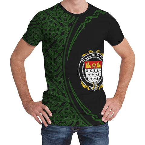 Image of Taylor Family Crest Unisex T-shirt