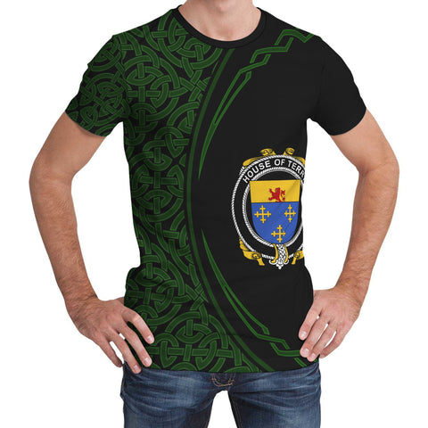 Terry Family Crest Unisex T-shirt