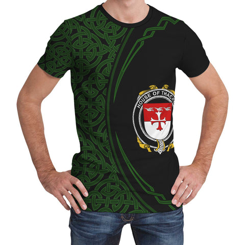 Thacker Family Crest Unisex T-shirt