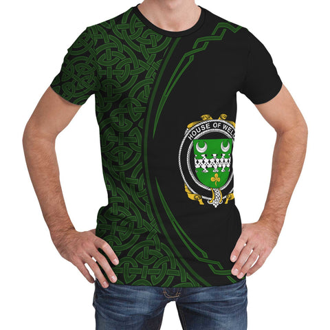 Image of Weld Family Crest Unisex T-shirt
