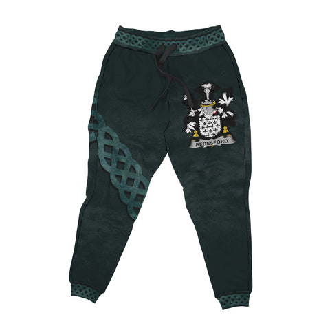 Beresford Family Crest Joggers