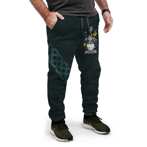 Canton Family Crest Joggers