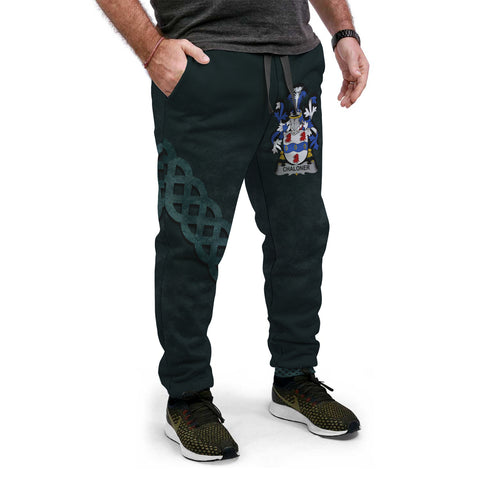 Chaloner Family Crest Joggers