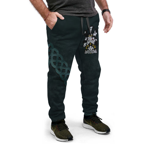 Cowley or Cooley Family Crest Joggers