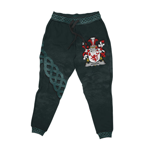 Keogh or McKeogh Family Crest Joggers