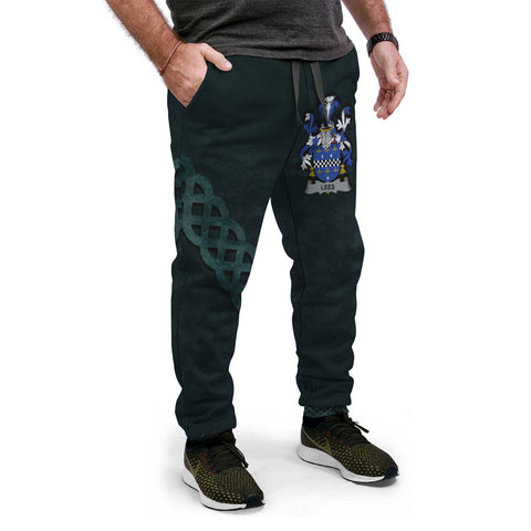 Image of Lees or McAleese Family Crest Joggers