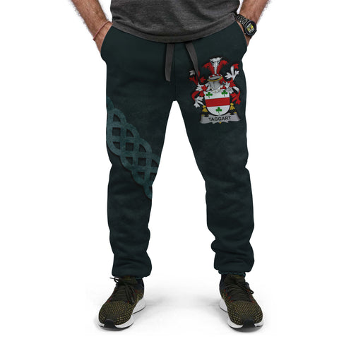 Taggart or McEntaggart Family Crest Joggers