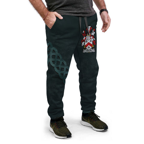 Walsh Family Crest Joggers
