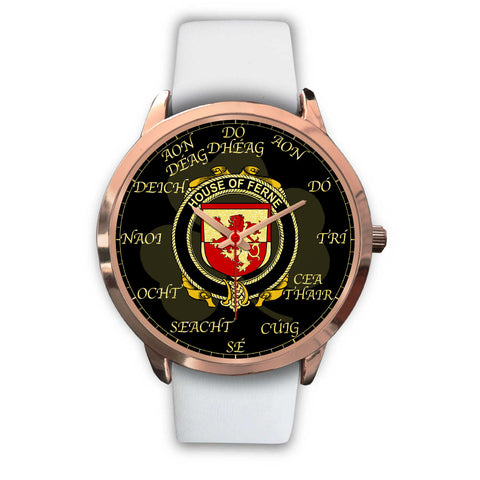 Image of Irish Watch, Ferne Ireland Family Rose Gold Watch TH7
