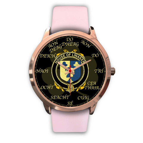 Irish Watch, Linaker Ireland Family Rose Gold Watch TH7