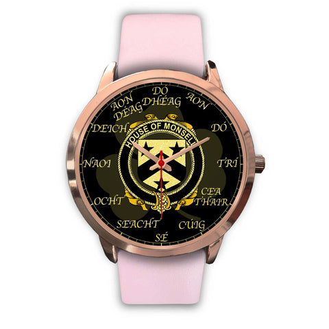 Irish Watch, Monsell Ireland Family Rose Gold Watch TH7