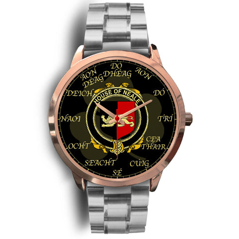 Image of Irish Watch, Neale Ireland Family Rose Gold Watch TH7