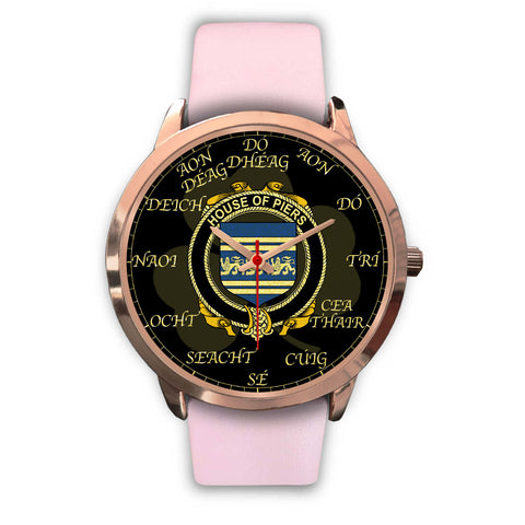 Image of Irish Watch, Piers Ireland Family Rose Gold Watch TH7