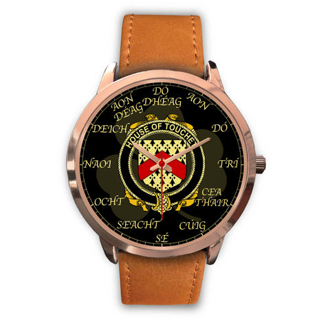 Irish Watch, Touchet Ireland Family Rose Gold Watch TH7
