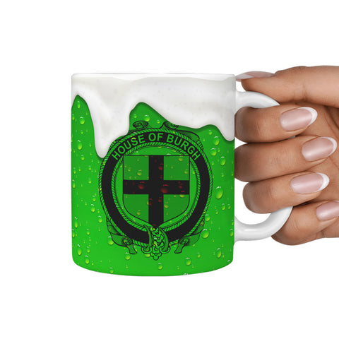 Irish Mug, Burgh Ireland Family Mug TH7