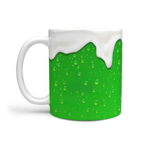 Irish Mug, Burt or Birt Ireland Family Mug TH7
