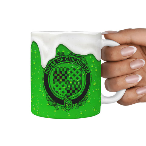 Image of Irish Mug, Chichester Ireland Family Mug TH7