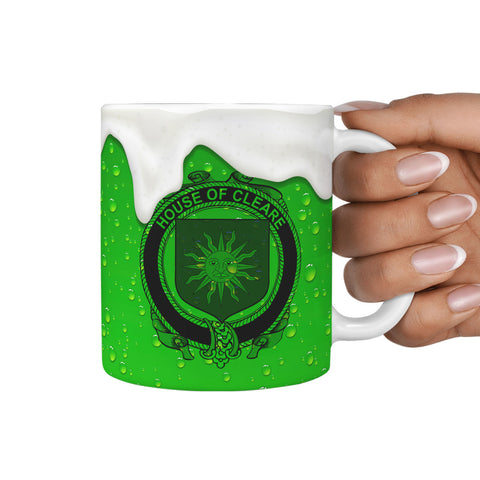 Irish Mug, Cleare Ireland Family Mug TH7