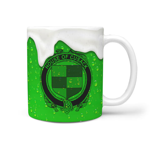 Image of Irish Mug, Cusack Ireland Family Mug TH7
