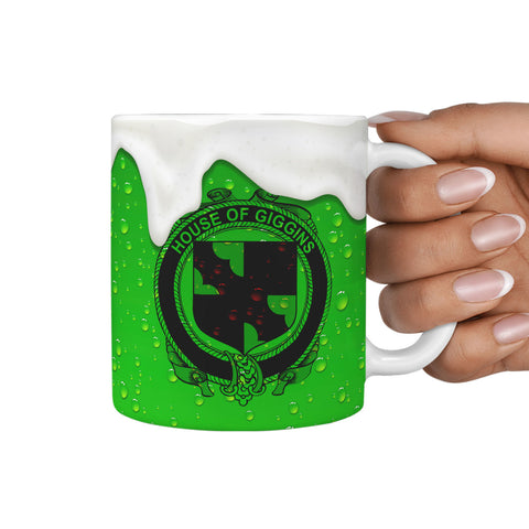 Irish Mug, Giggins Ireland Family Mug TH7