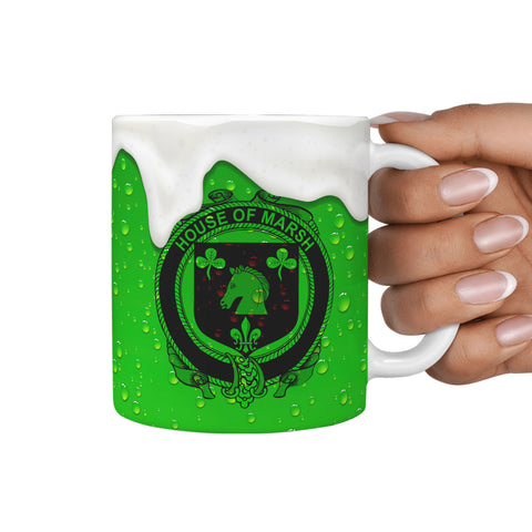 Image of Irish Mug, Marsh Ireland Family Mug TH7
