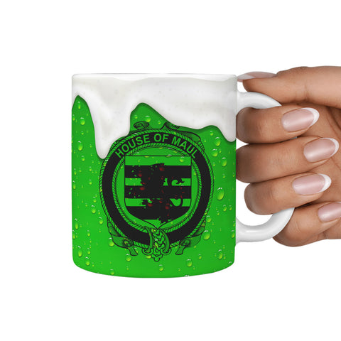 Irish Mug, Maul or Maule Ireland Family Mug TH7