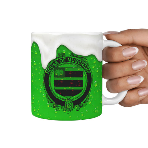 Image of Irish Mug, Muschamp Ireland Family Mug TH7