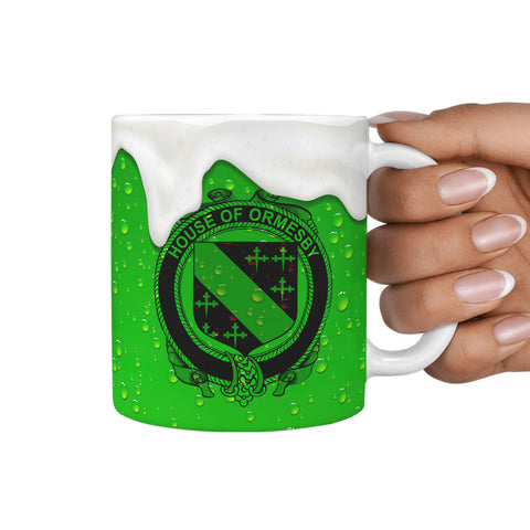 Irish Mug, Ormesby Ireland Family Mug TH7