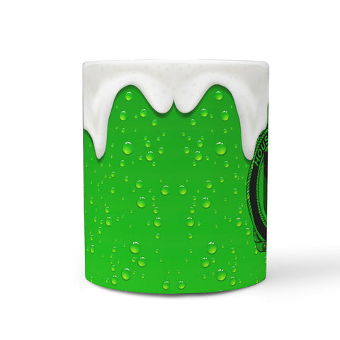 Irish Mug, Penrose Ireland Family Mug TH7