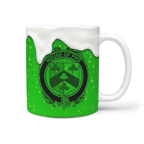 Irish Mug, Pike Ireland Family Mug TH7