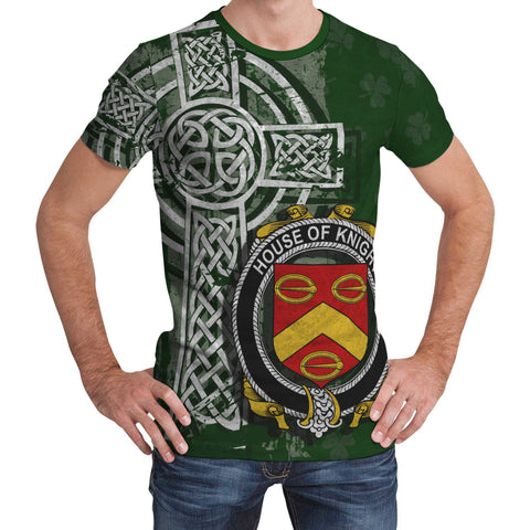 Image of Irish Family, Knight Family Crest Unisex T-Shirt | 1st Ireland