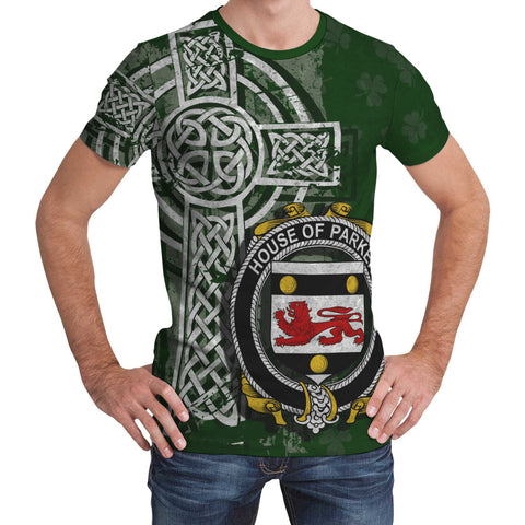 Image of Irish Family, Parker Family Crest Unisex T-Shirt | 1st Ireland