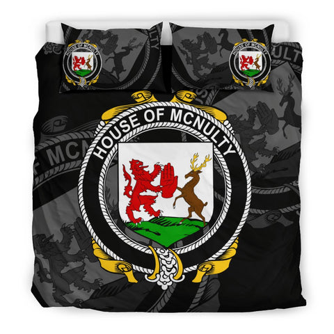 Ireland Bedding Set - Mcnulty | Over 1400 Irish Surnames | Special Custom Design
