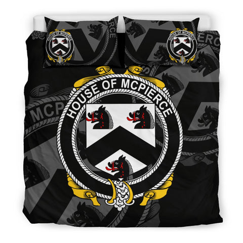 Image of Ireland Bedding Set - Mcpierce Or Pierce | Over 1400 Irish Surnames | Special Custom Design